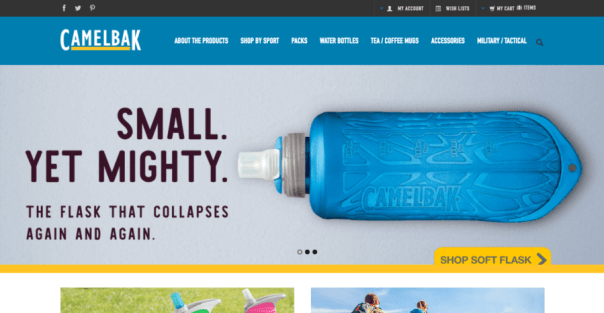Why Enterprise Ecommerce is Moving to SaaS: 16 Examples from Toyota to Camelbak