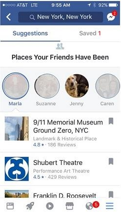 7 changes by Facebook that make it a real local search player