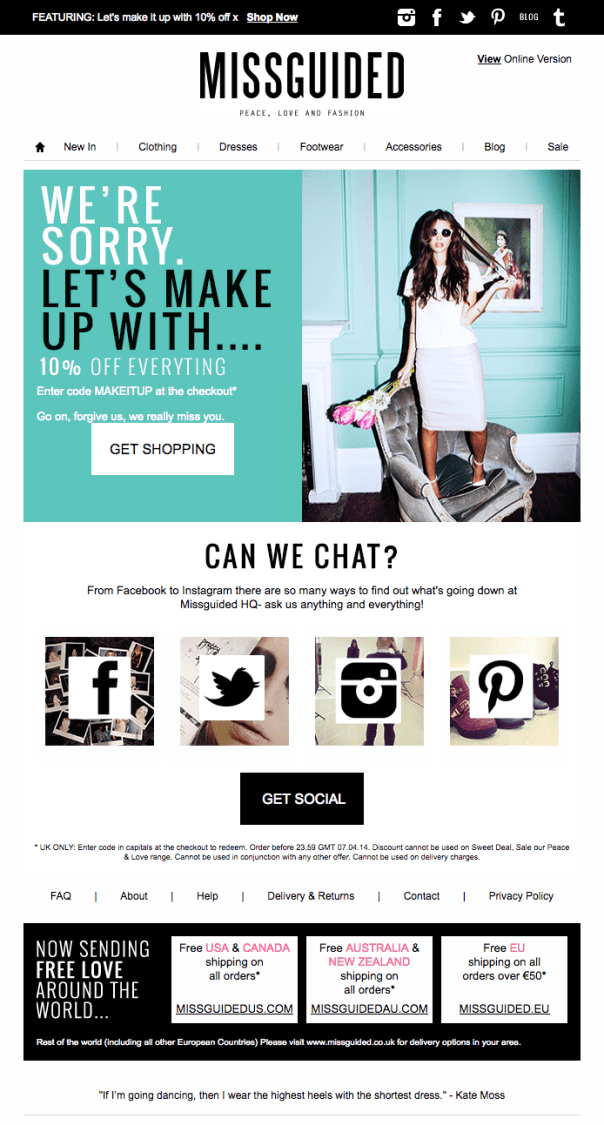 Email Segmentation Strategies for E-commerce to Boost Sales