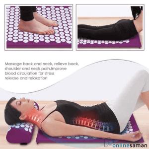 Health Care Massage Mat and Pillow Set