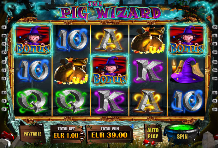 Image result for Tell You About Wizard Slots