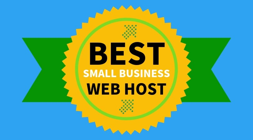 Best Small Business Web Host Award Dream Host