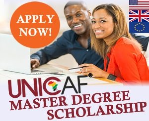 Scholarships for Online Students from Africa by UNICAF