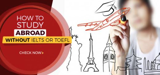 study abroad without ielts