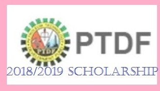 2019/2020 Overseas Postgraduate Scholarship Scheme Under PTDF Strategic Partnerships in UK, Germany and France
