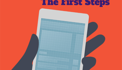 Designing A Mobile App – The First Steps
