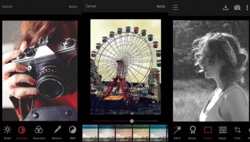 6 Best Photo Editor App for Fashion Bloggers in 2017