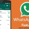 Whatsapp New features Unplugged