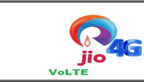 Reliance Jio 4G Volte Technology