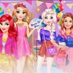 Princesses Dorm Fun