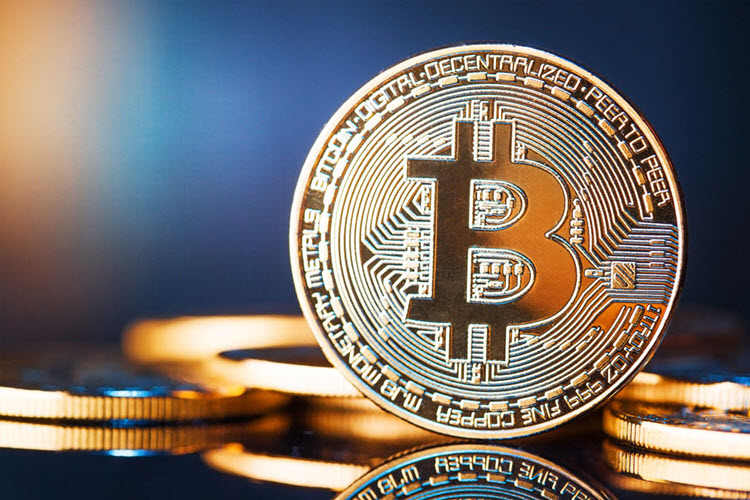 Bitcoin Cryptocurrency 750x500