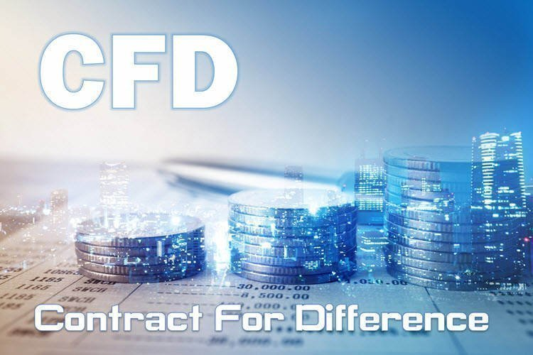 CFD Contract For Difference 750x500