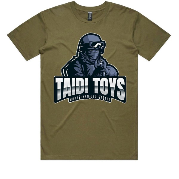 TAIDI More Than Just a Toy SOLDIER Kids Army T Shirts