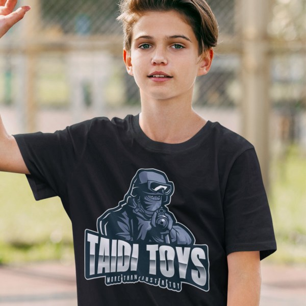 TAIDI More Than Just a Toy SOLDIER Kids T Shirts