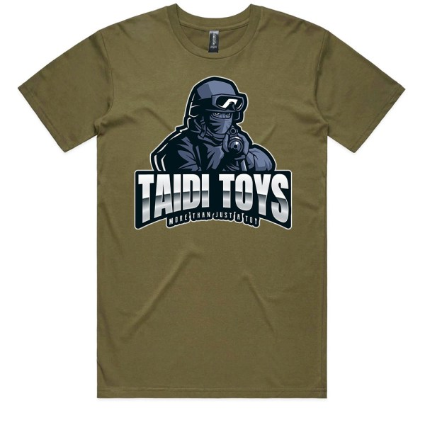 TAIDI More Than Just a Toy SOLDIER Men Army T Shirts
