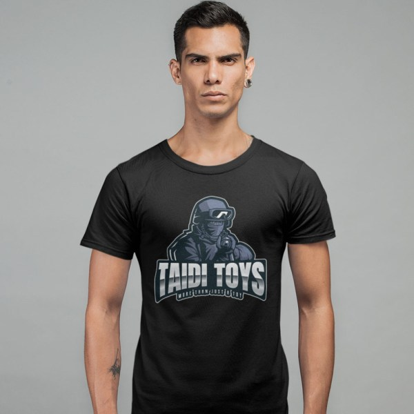 TAIDI More Than Just a Toy SOLDIER Men T Shirts