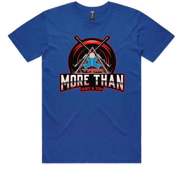 TAIDI More Than Just a Toy Crest Kids Royal T Shirts