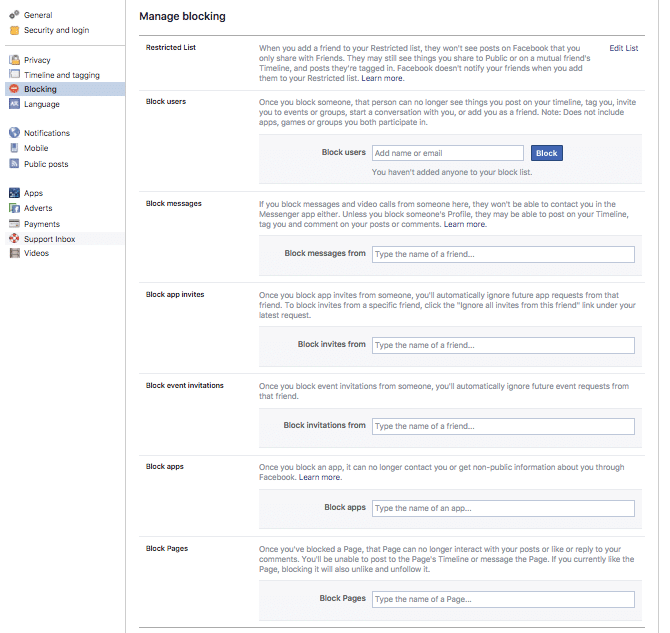 facebook-Manage-blocking
