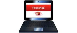 Symbolbild Fakeshop