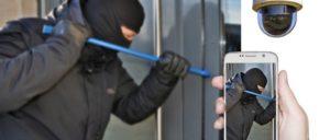 Einbrecher Video Überwachung