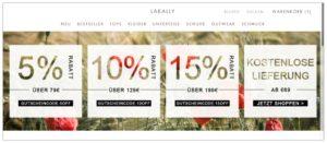 lakally.com Probleme Erfahrungen Bewertungen Webshop Mode
