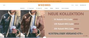 2019-11-04 whoinns Onlineshop