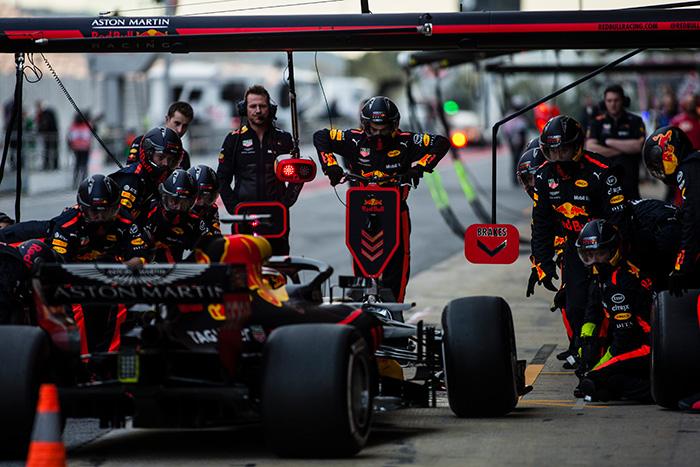 Formule 1 team Red Bull