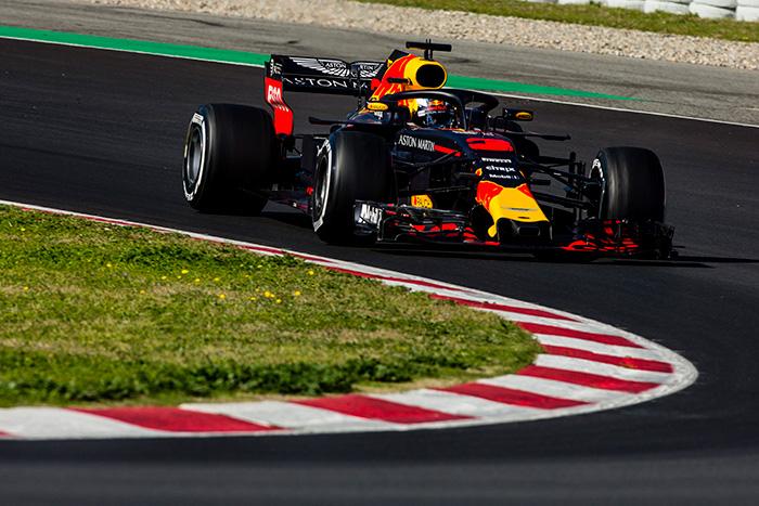 Team Red Bull Max Verstappen