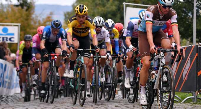 Weddenschap Ronde Van Vlaanderen 2021 Wout Van Aert