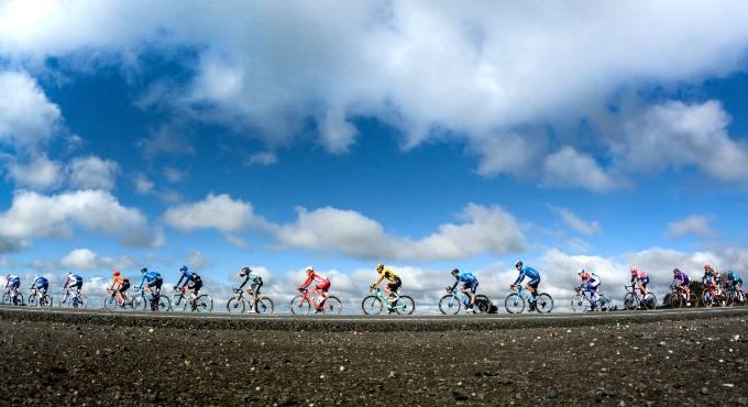 Wielerkalender; het programma wielrennen dit seizoen