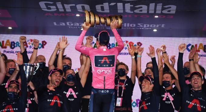 Voorspelling Giro D'Italia 2021