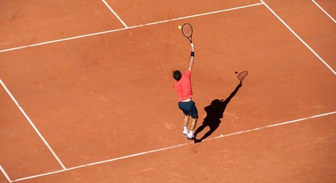Tips Odds Marin Cilic - Roger Federer Roland Garros
