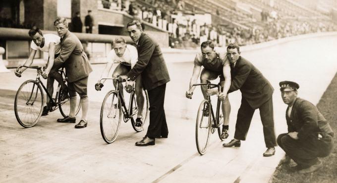 Geschiedenis Olympische Spelen