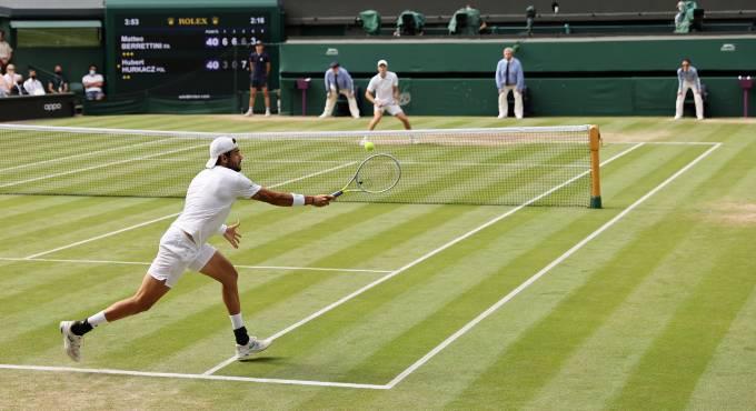 Voorspelling Novak Djokovic - Matteo Berrettini Finale Wimbledon