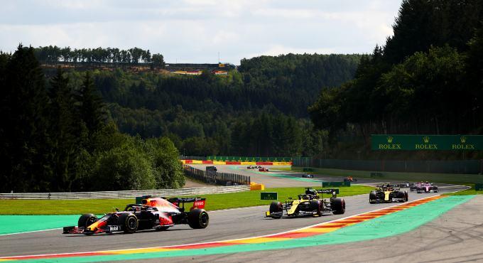 Winnaar Formule 1 GP België Voorspellen