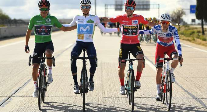 Primoz Roglic En Egan Bernal Grootste Favorieten Vuelta A Espana 2021