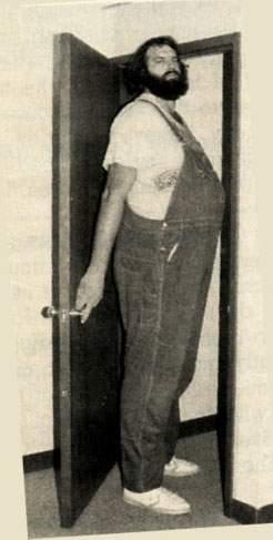 Image result for little john wrestler