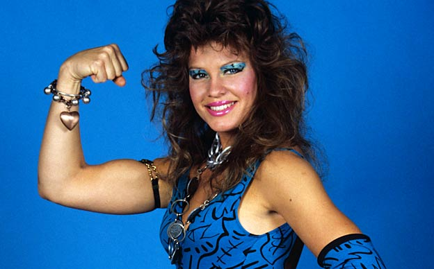 Wendi Richter was a trailblazer