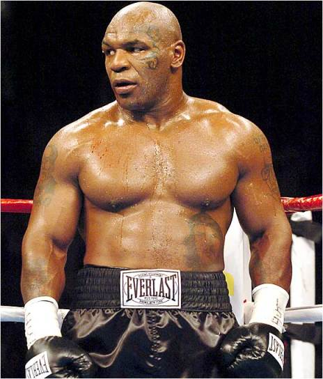 Mike Tyson picture