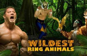 WWE Animals