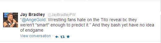 Bradley Tweet