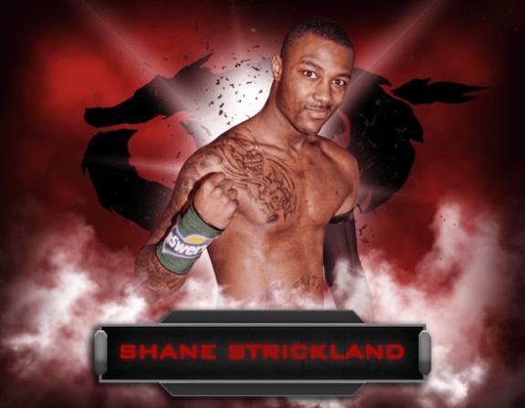 Shane Strickland