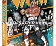 WCW DVD