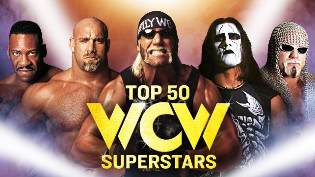 Top 50 WCW