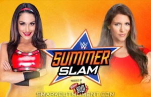WWE-SummerSlam-2014-PPV-Brie-Bella-vs-Stephanie-McMahon