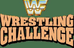 wwe wrestling challenge