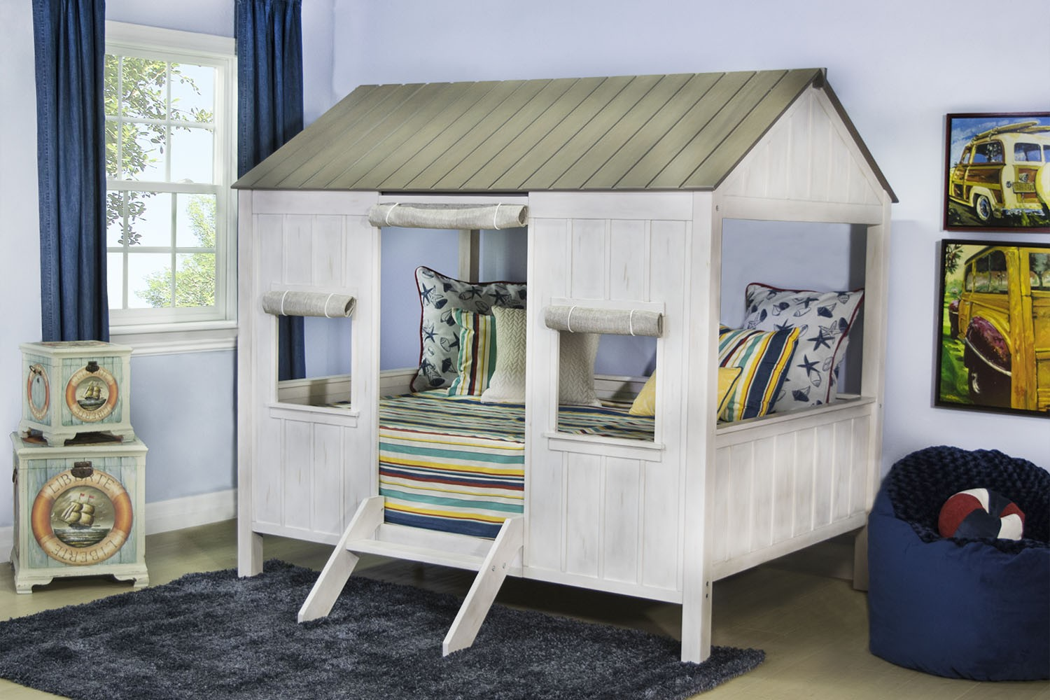 Create The Fantasy Bed Of Your Childs Dreams Only A Breath