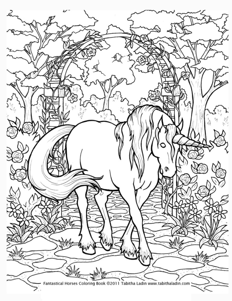 unicorn rainbow coloring pages | Only Coloring Pages | free printable coloring pages unicorn rainbow