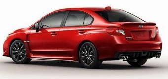 Τα χαρακτηριστικά του Subaru Impreza WRX