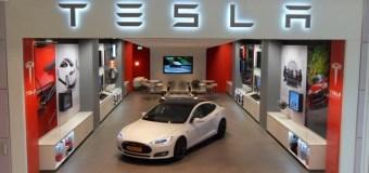 Η Tesla Motors στο Λονδίνο